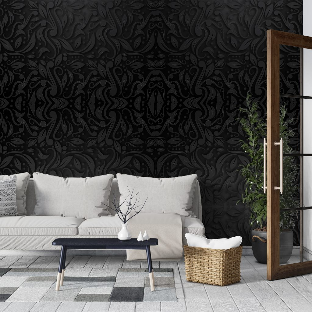 A beautiful mural of our vinatage collection