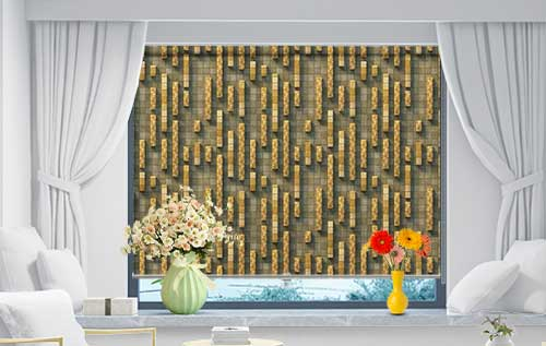 Wooded Walls
